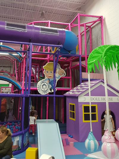 Fun Factory Pickering Long Live Outdoor Play