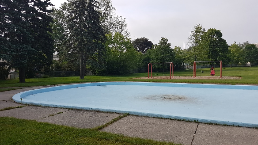 Overall Essment A Great Little Wading Pool To Beat The Summer Heat Adjacent Playground And Park E Make This Perfect Mini Day Trip