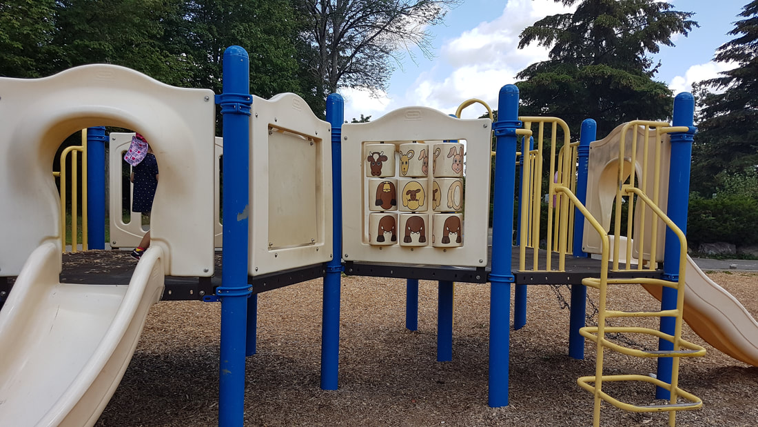 Playgrounds Long Live Outdoor Play